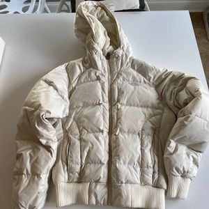North face goose down 550 jacket